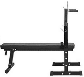 Test banc de musculation Gorilla Sports GS006