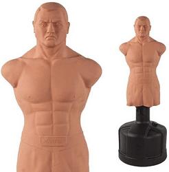 Bob Mannequin de Boxe Multicolore – Hauteur réglable: 155-205 cm