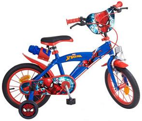 Avis vélo 14 pouces Toims Spiderman