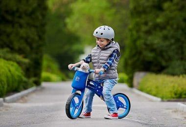 Avis et test de la draisienne Kinderkraft Runner
