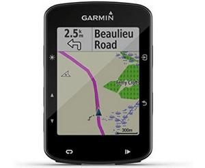 Test et avis sur le compteur de vélo GPS sans fil Garmin Edge 520 Plus