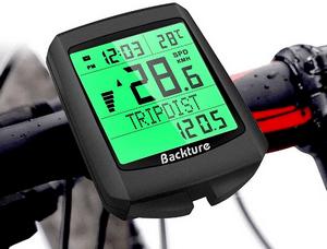 Test et avis sur le compteur de vélo sans fil Backture