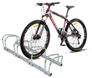 Test et avis sur le râtelier range-vélo 4 places Todeco